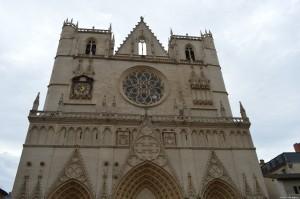 Lione, Cattedrale di Saint Jean