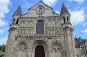Poitiers, Chiesa Notre Dame la Grande