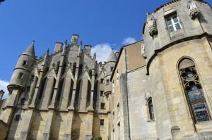 Poitiers, Palazzo dei Duchi di Aquitania
