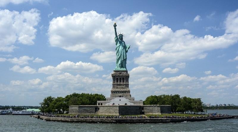 statua della libertà storia
