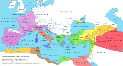 viaggio alla nascita di roma imperiale