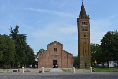 basilica romanica di sala bolognese