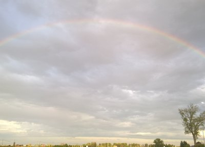 arcobaleni ed aurore