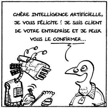 La relation clients optimisée par l'intelligence artificielle