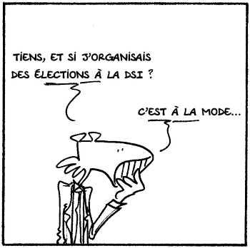 Pour une DSI démocratique