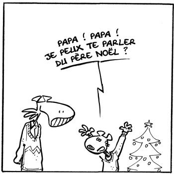 Le Père Noël n'a plus de mystère