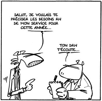 Les difficultés du recrutement dans l'IT