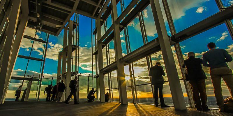 CIO Security Guarding london corporate