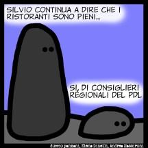 i ristoranti di Silvio