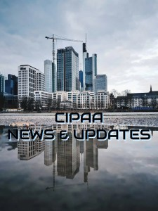 CIPAA Consulting News & Update Background