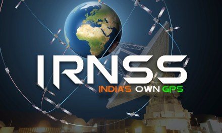 IRNSS – Indian Regional Navigation Satellite System – NAVIC