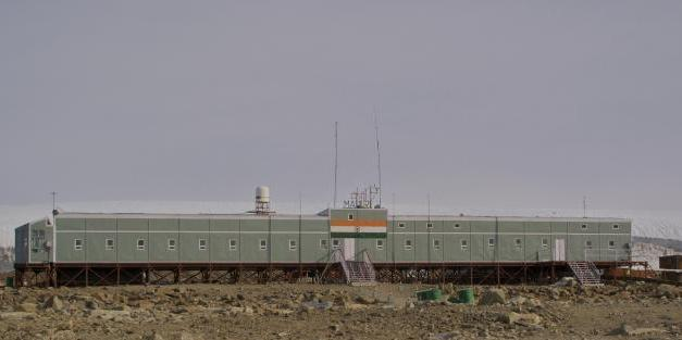 Indian base in Antarctica will be replaced