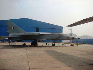 MiG-25R of No. 102 Squadron IAF
