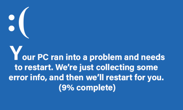 How to fix Blue screen of death(BSOD) in WIndows 10