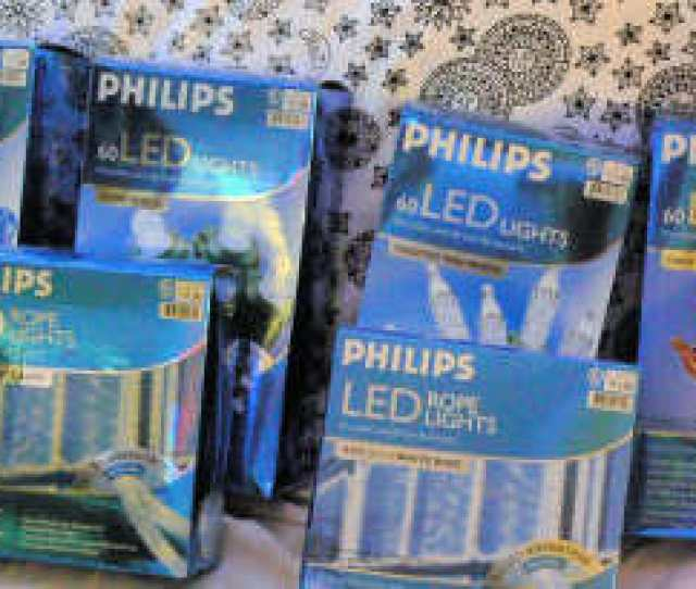 Philips Led String Boxes