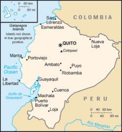 Ecuador 2008