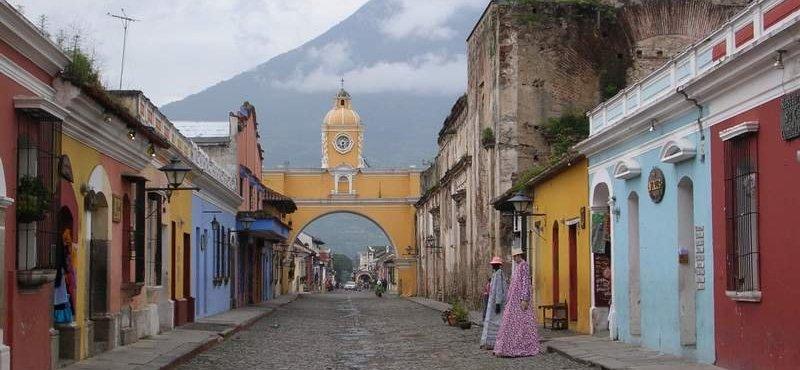 Guatemala e Belize 2006