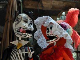 La festa del Dìa de Muertos in Messico
