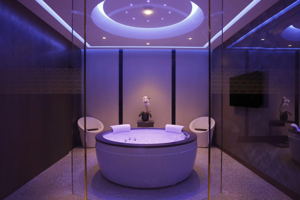 Shiseido inaugura la prima Spa in Italia all Excelsior