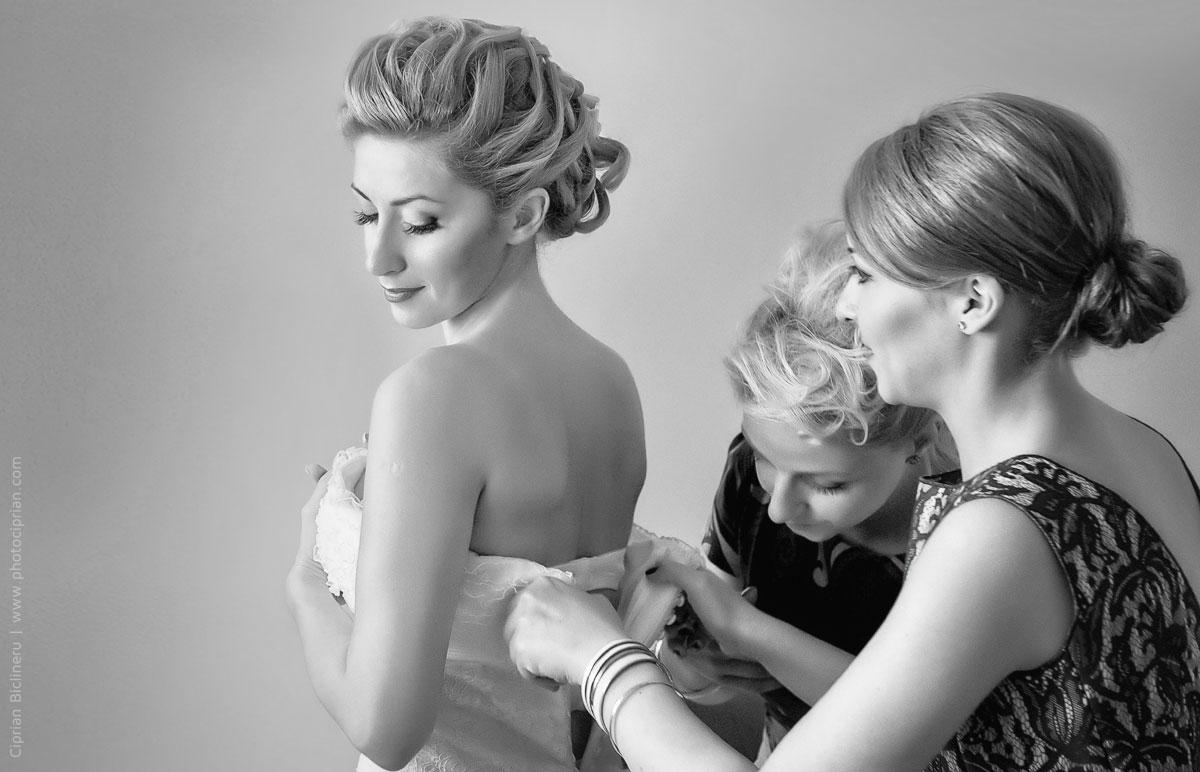 Hochzeitsvorbereitung Fotos fr die Ewigkeit