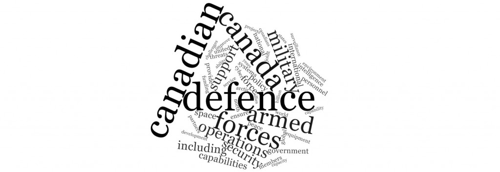 A New Defence Policy for a New World Disorder?