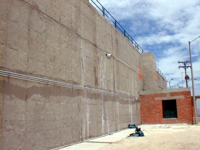 Especificaci n para fundir tanques de concreto con xypex for Cisternas de cemento