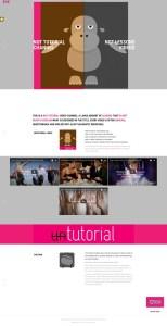 """Anteprima del sito web """"un-tutorial"""" definito """"irrilevante"""""""