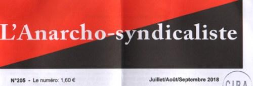 L'anarcho-syndicaliste