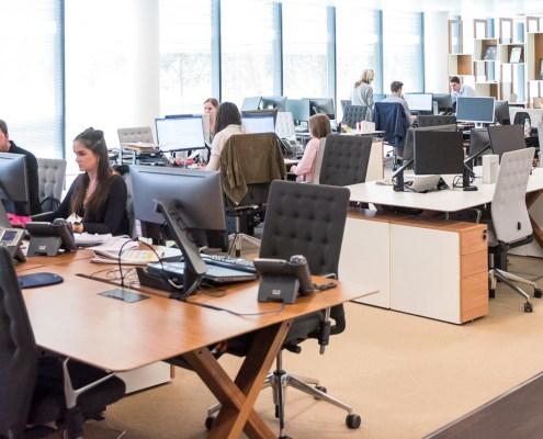 Cirkulární kancelář je kancelář budoucnosti