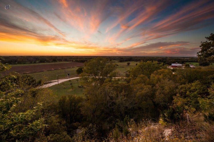 Overlook Sunset