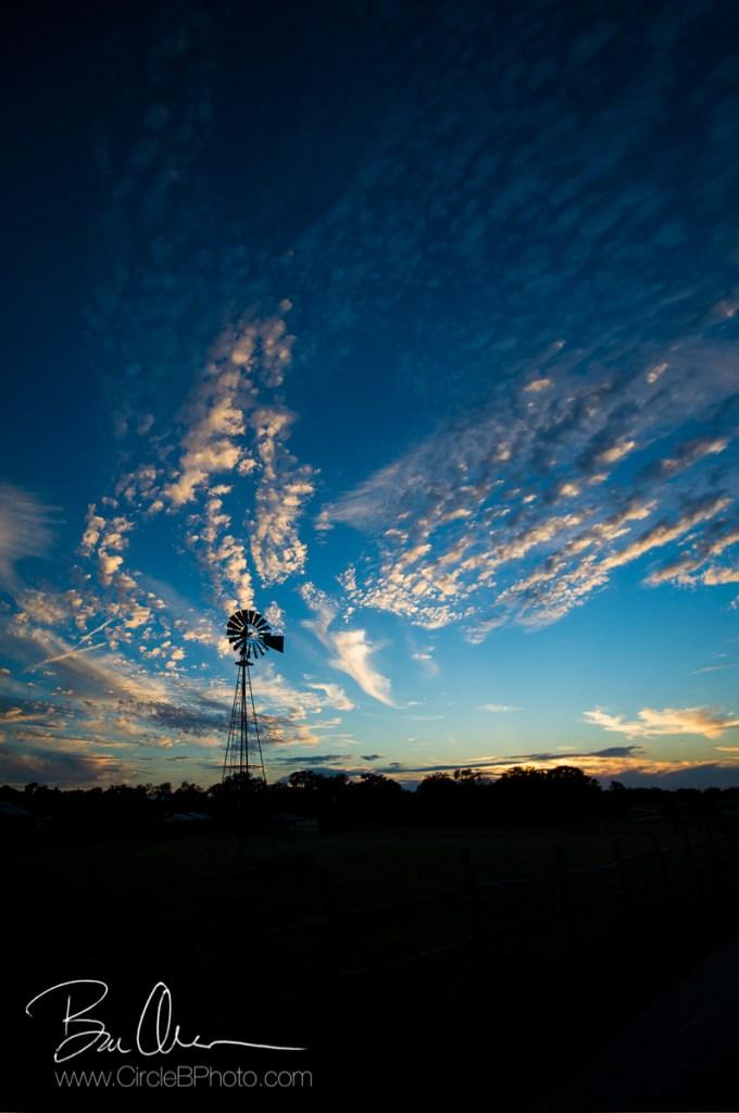 Fall Sunset 2