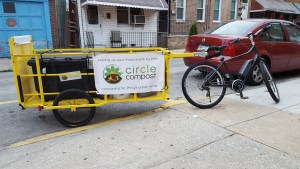bike compost Philly