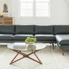 American Leather Sleep Sofa Cheap Large Fabric Corner Sofas Circle Furniture - Nash | Contemporary ...