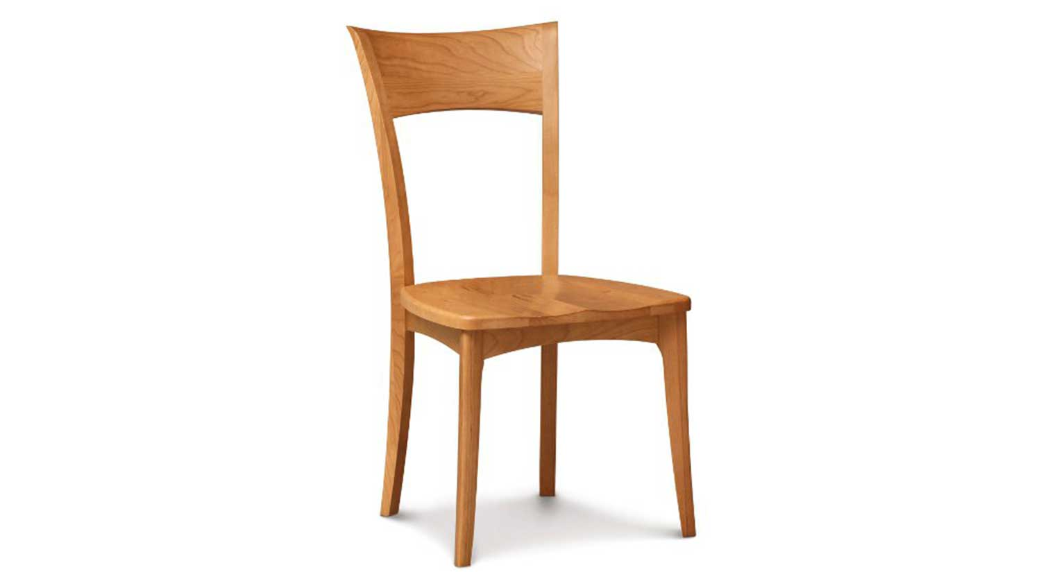 cherry wood chairs public relations chair circle furniture ingrid side dining