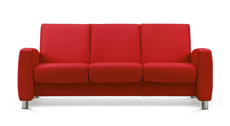 Circle Furniture  Arion Lowback Sofa  Stressless