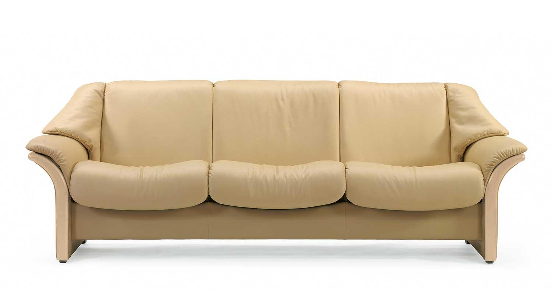 Circle Furniture Eldorado Stressless Lowback Sofa