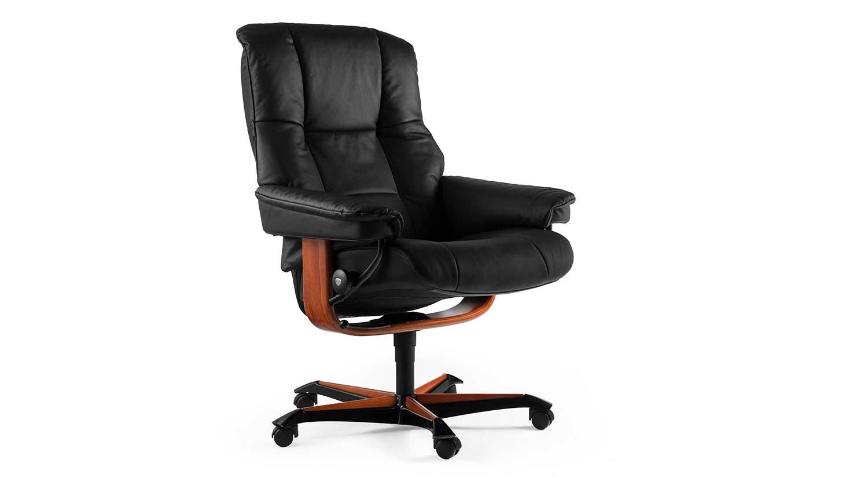 Circle Furniture  Stressless Mayfair Office Chair