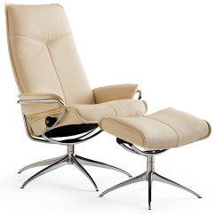 Stressless Chair Similar Overstuffed Leather Circle Furniture City Highback And Ottoman