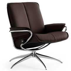 Stressless Chair Similar Leather Folding Chairs Circle Furniture City Lowback