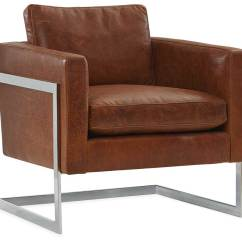 Circle Furniture Chairs Folding Computer Chair Hugh Leather