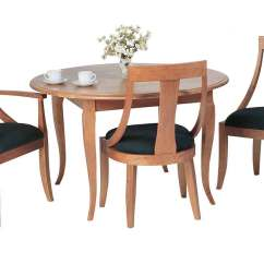 Circle Furniture Chairs Black Lycra Chair Covers For Sale Charlotte Dining Cambridge