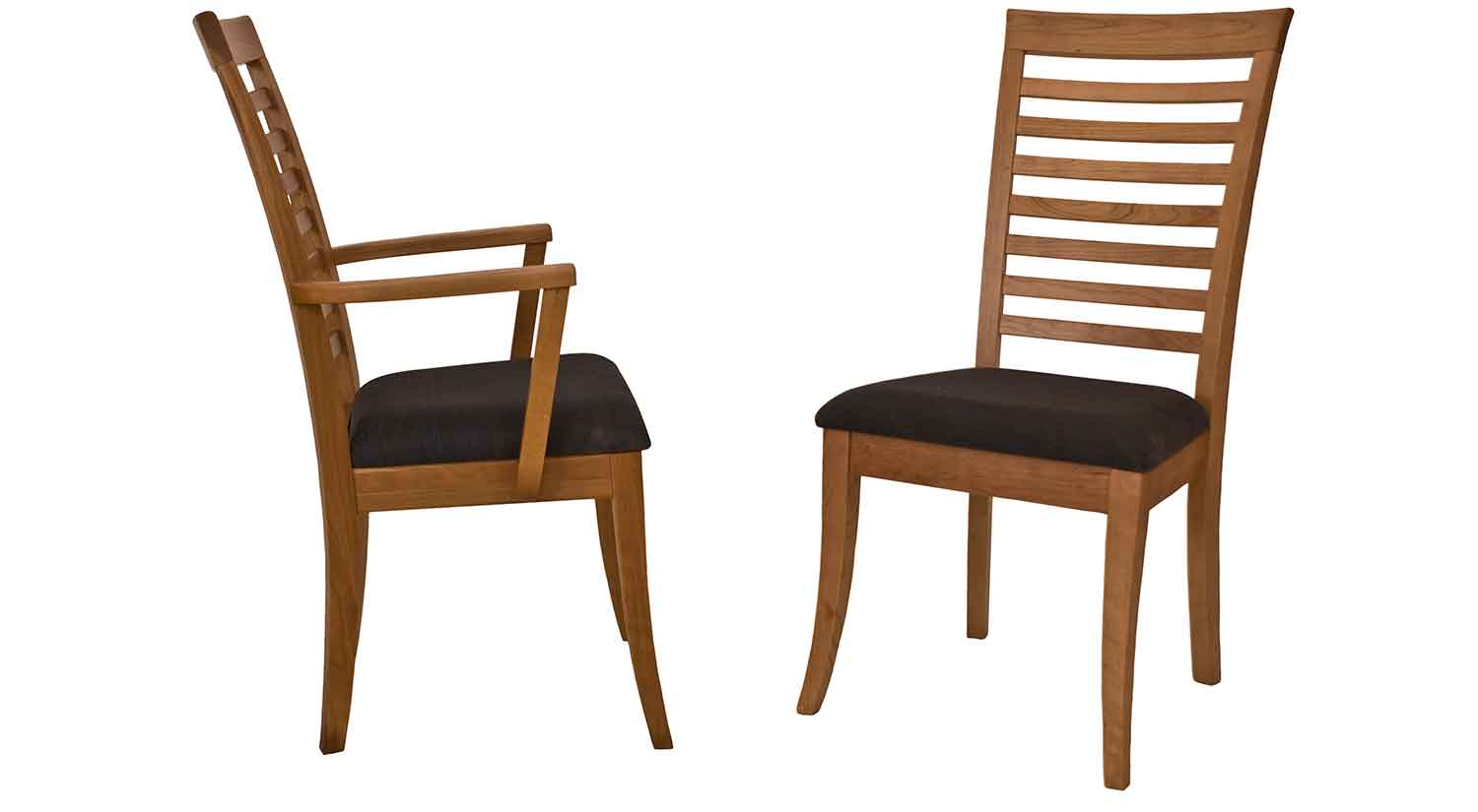 circle furniture chairs no sew chair pockets craftsbury dining ma