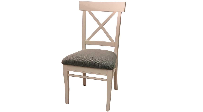 Circle Furniture  White Chair  Dining Chair  Desk Chair