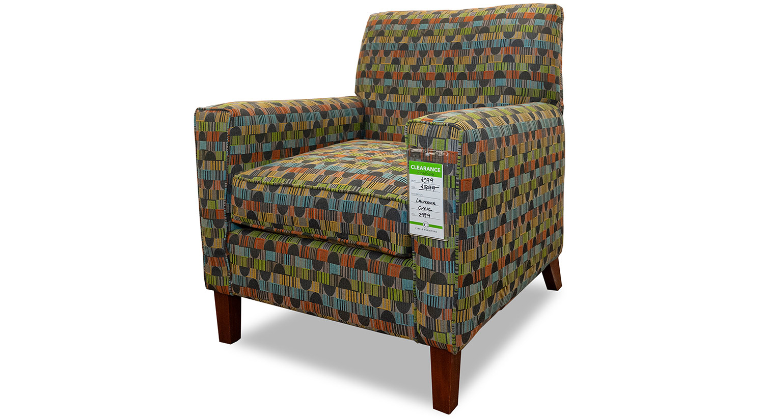 the chair outlet 8 round table circle furniture lawrence in geo