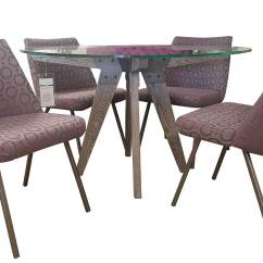 Circle Furniture Chairs Best Ergonomic Chair Soul Dining Table And 4