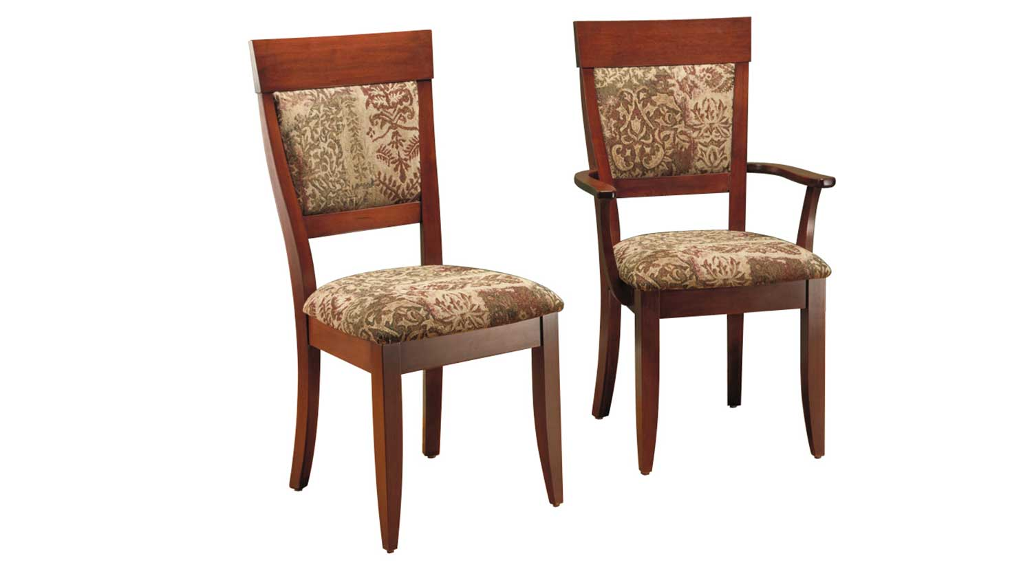 circle furniture chairs white rocking chair wooden legs dale dining