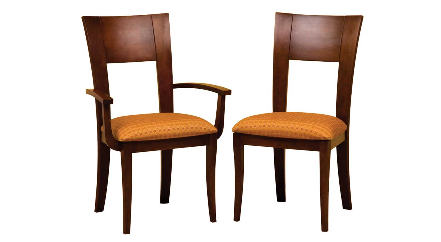 circle furniture chairs leather chair cushions indoor wade dining ma