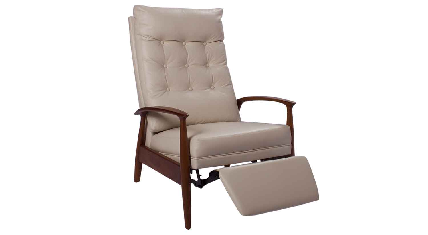 Circle Furniture  Viceroy Recliner  Modern Recliners MA