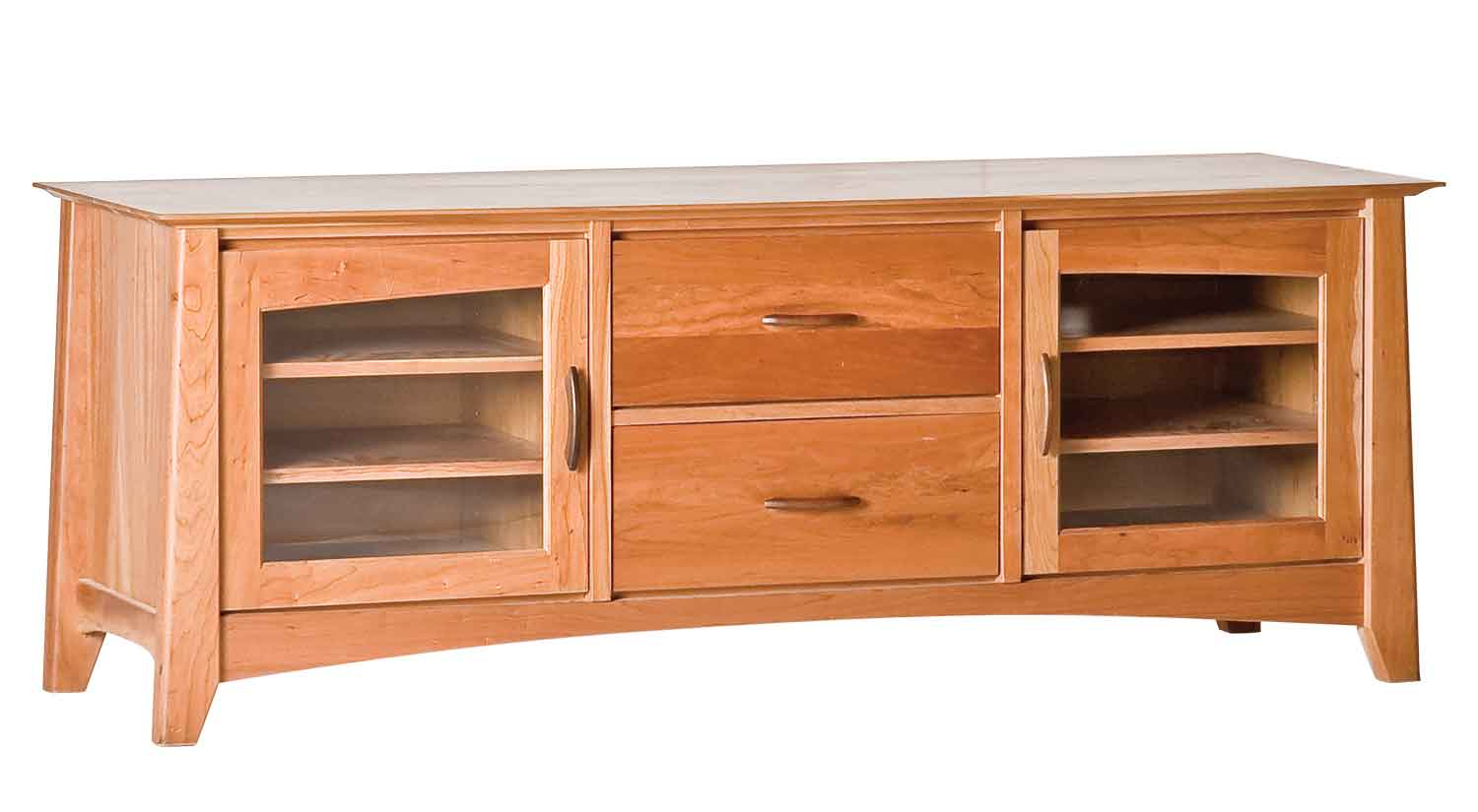 Circle Furniture  Willow 65 Media Cabinet  Quality TV