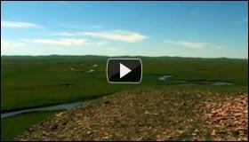 Video: Desert Overtaking Inner Mongolia